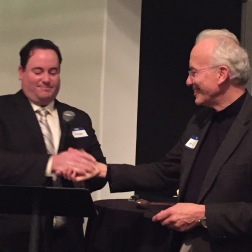 Life Member Pins and Certificates were awarded to 11 people several of who were in attendance, including Dr. Guy Deyton.