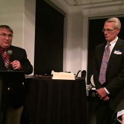 Dental Lifeline/DDS Program awards were given to Dr. John Tanner as Specialist of the Year .